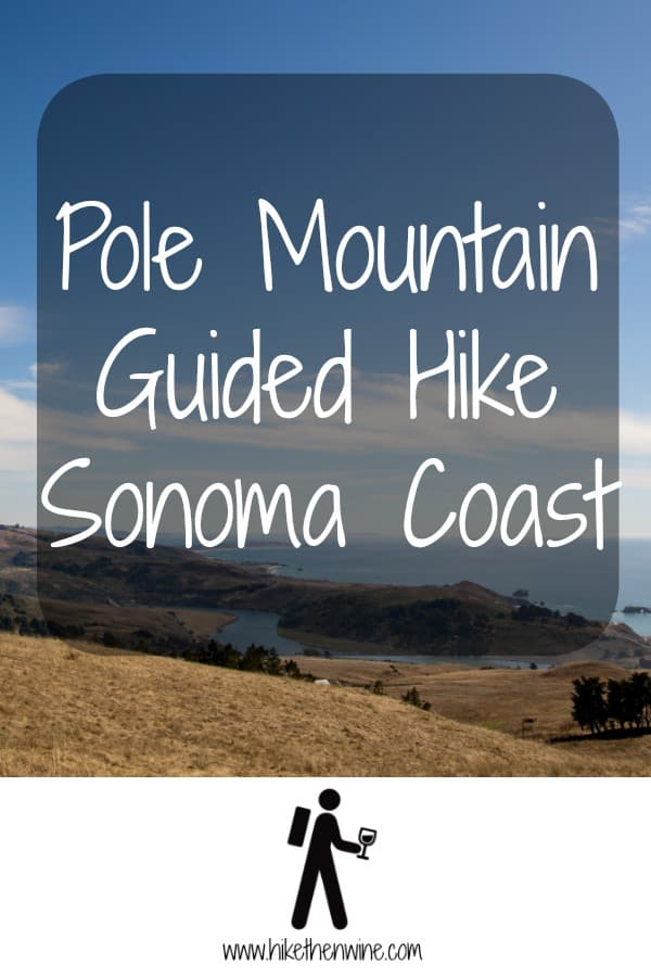 Pole Mountain Guided Hike - Sonoma Coast | Hike Then Wine