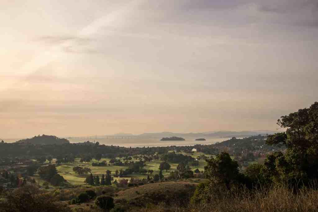 Sunrise Hike at China Camp - Marin   Hike Then Wine