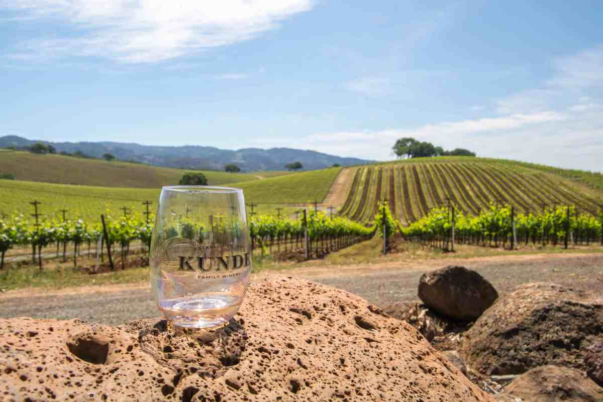 A Little Hike, A Little Wine - Kunde Family Winery