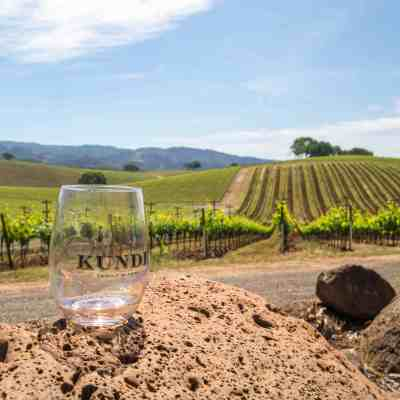 A Little Hike, A Little Wine – Kunde Family Winery