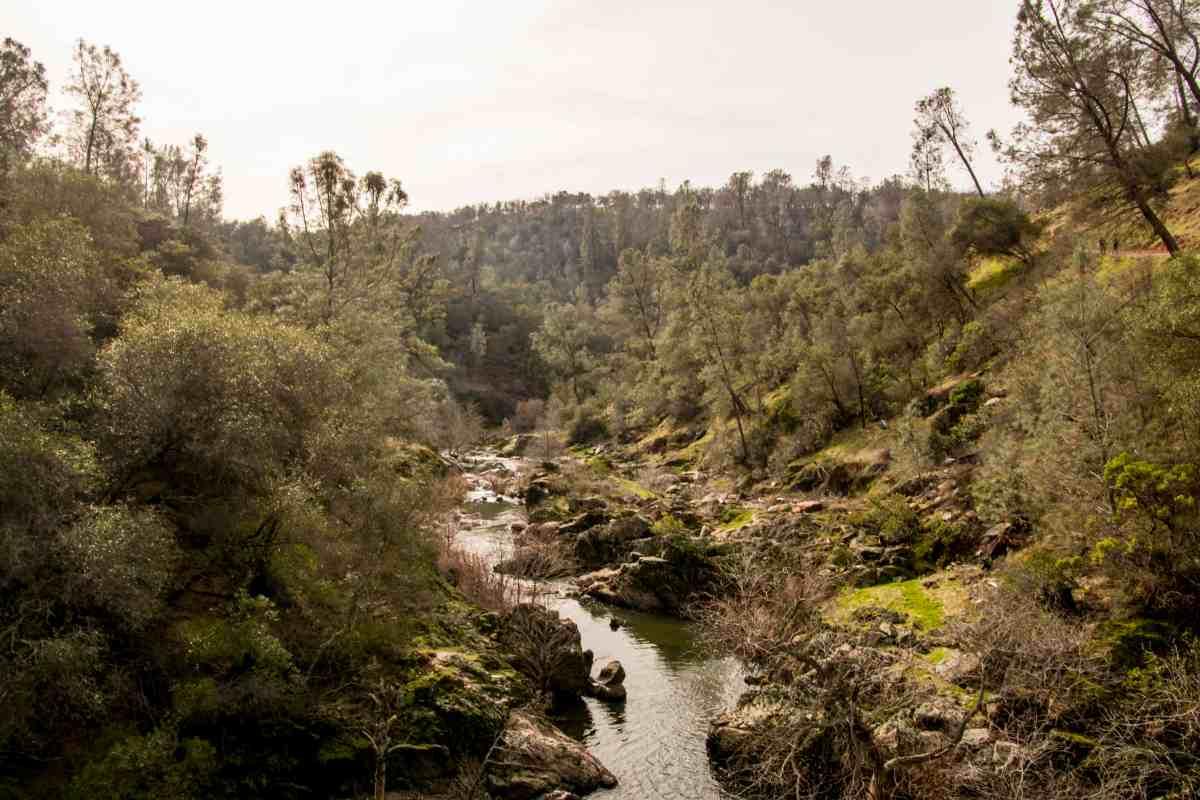 Finding Hidden Falls Regional Park - Auburn, CA