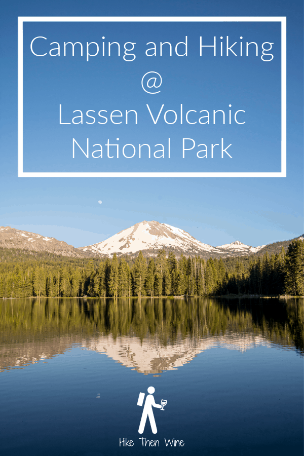 Lassen Volcanic National Park Camping - Manzanita Lake | Hike Then Wine