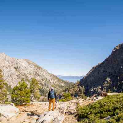 Desolation Wilderness – Eagle Falls Trail