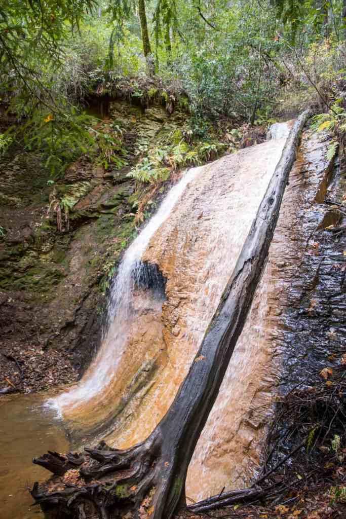 golden cascade falls