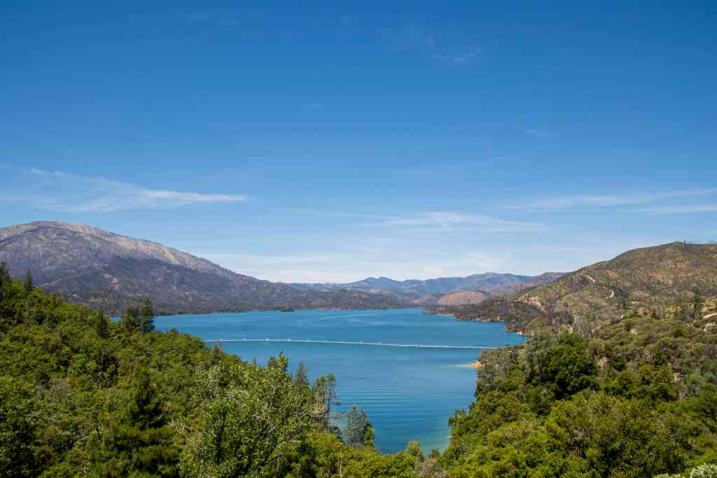 whiskeytown lake overlook - Whiskeytown - Trinity
