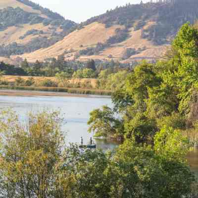 Spring Lake Camping Cabins – Sonoma County
