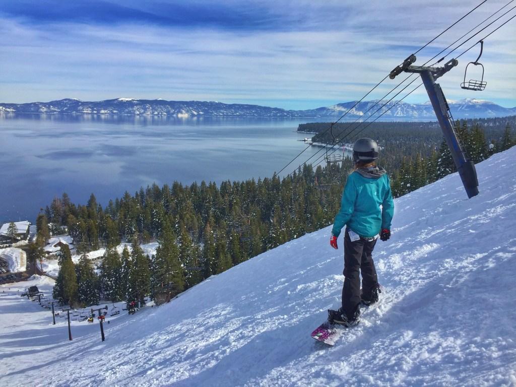 guide to tahoe ski resorts - ski homewood