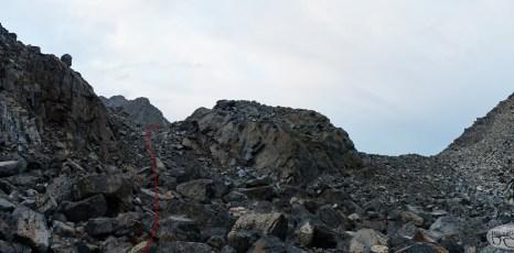 North Glacier Pass