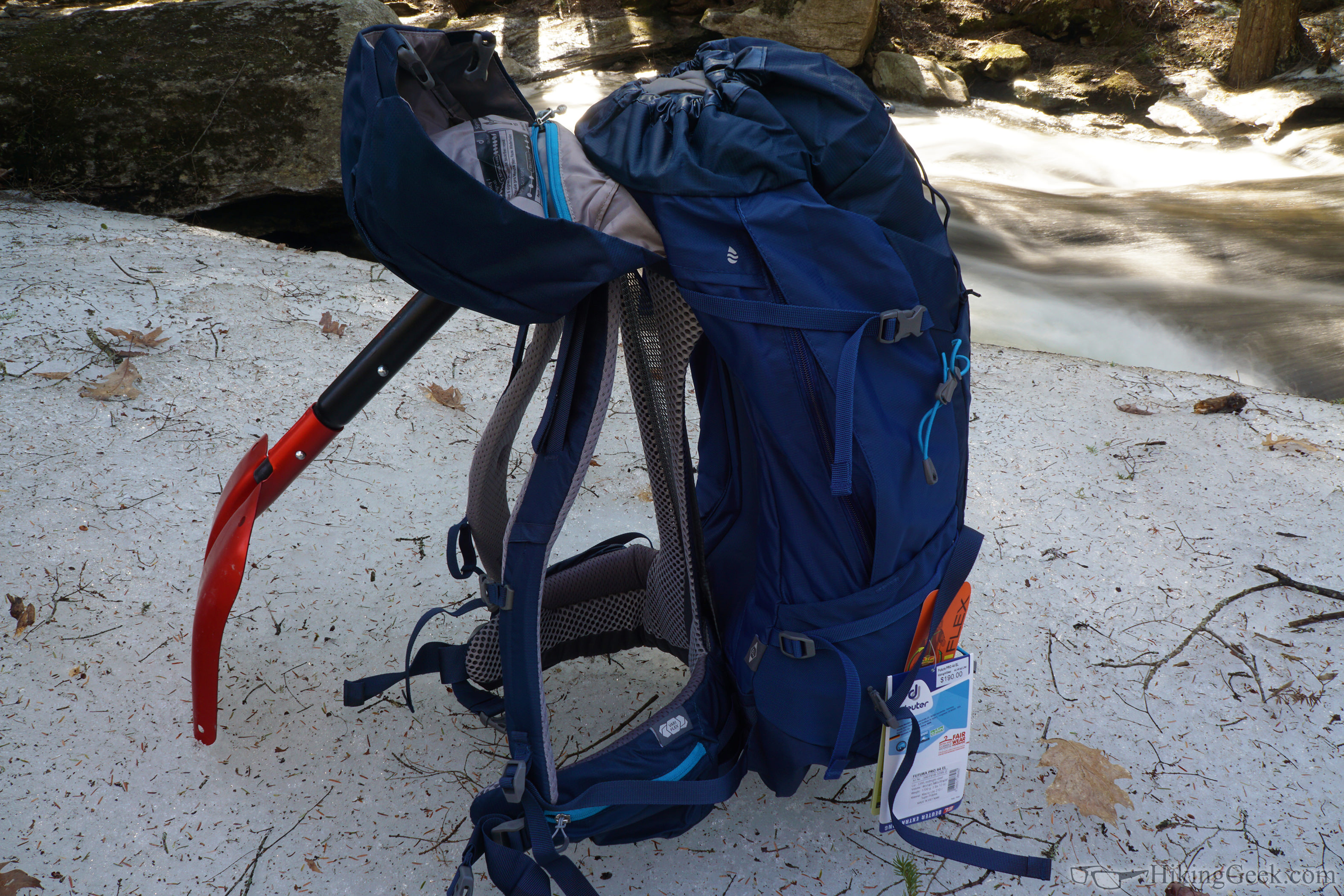 13f87481442b12 First Impressions  Deuter Futura Pro 44 EL (Extra Long) Backpack ...