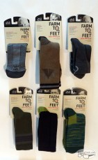 Farm to Feet Merino Wool Socks