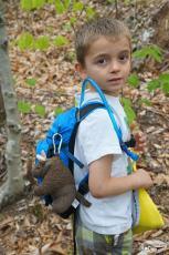Kids to Parks Day 2016, Lake Solitude Hike & Scavenger Hunt