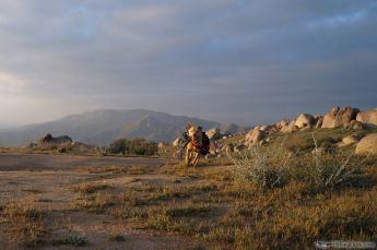 Blue Mountain - Colton CA