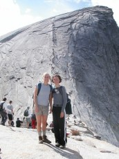 Half Dome, 2004