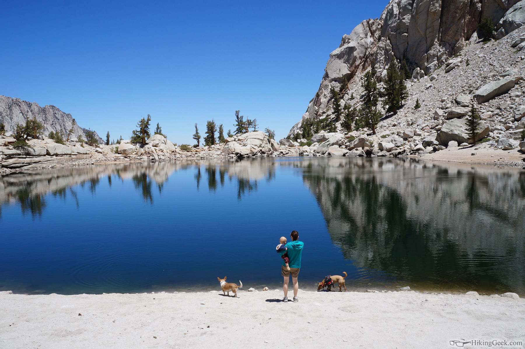 Lone Pine Lake Hike, June 21 2013
