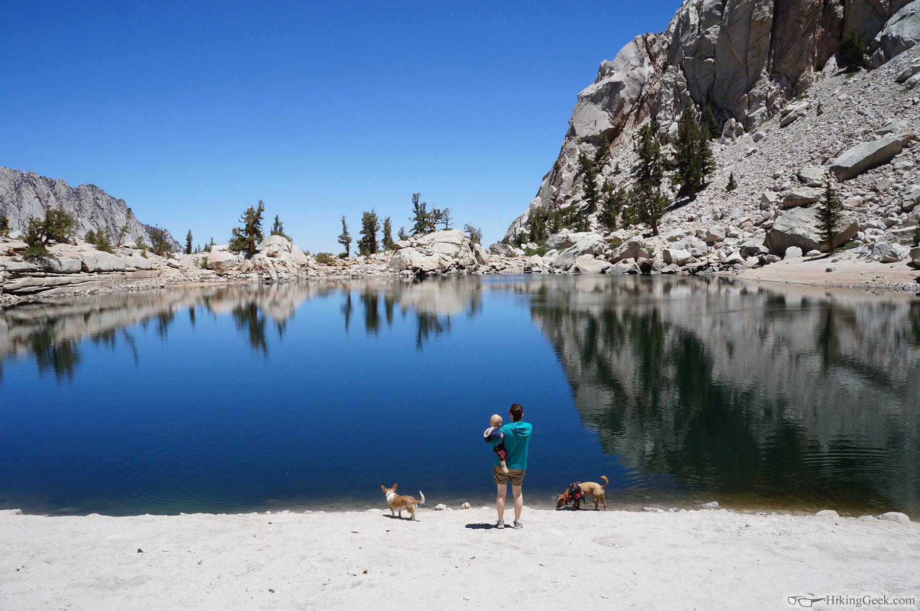 Lone Pine Lake Hike, June 21 2013