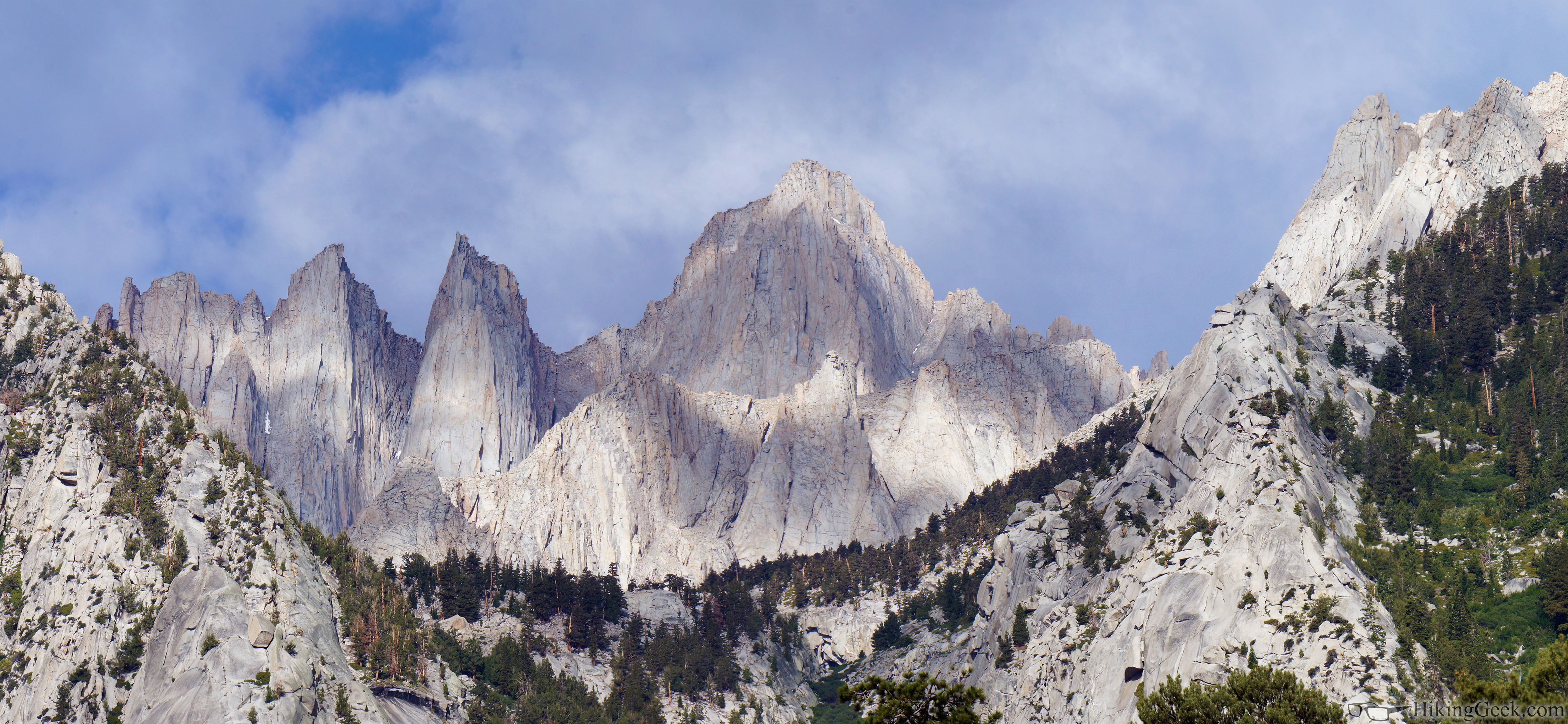 Mt. Whitney Weather Forecasts