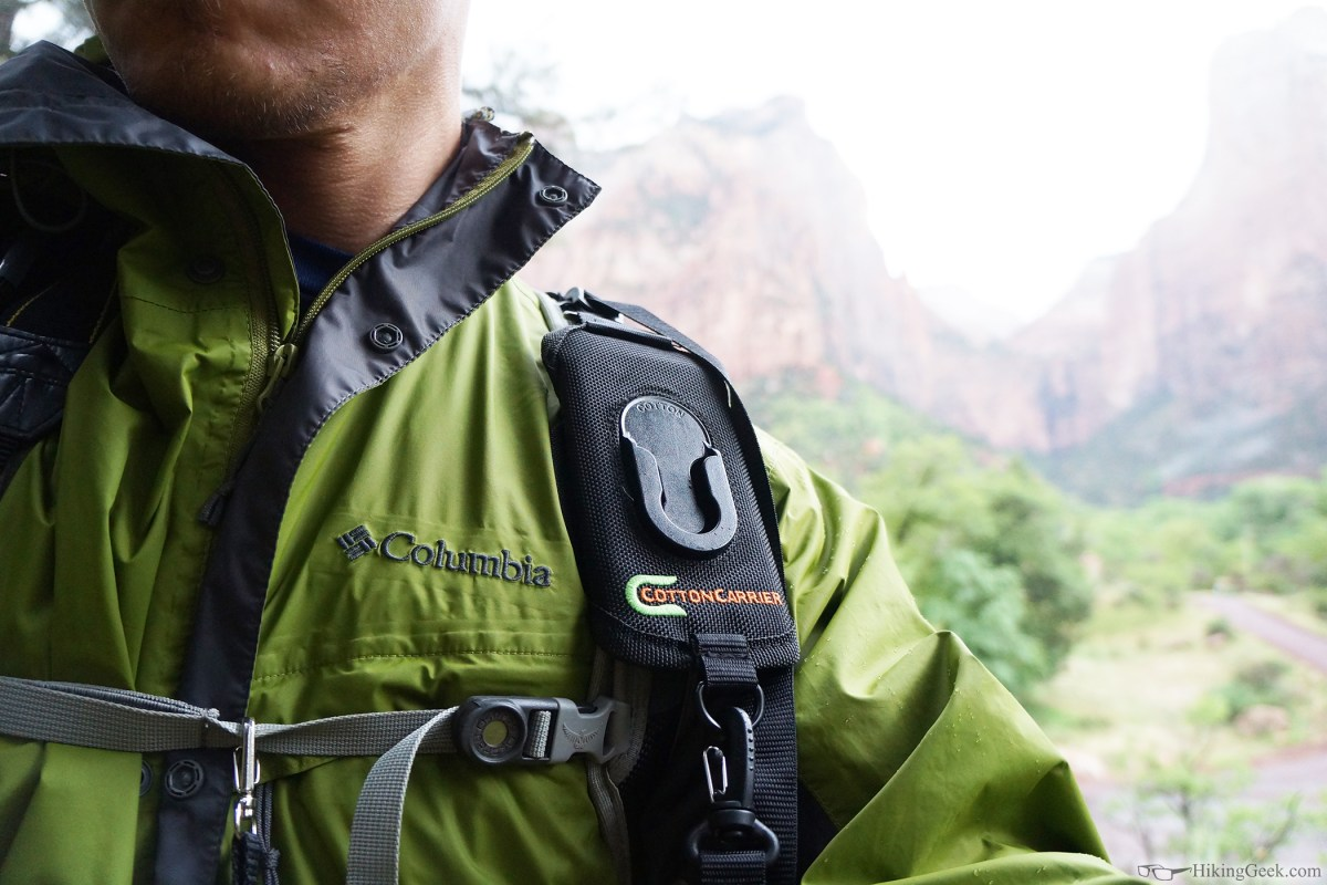 Gear Review: Cotton Carrier Camera Carrying Systems