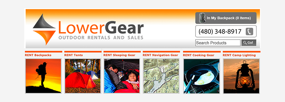 Gear Review: LowerGear.com's Rental Service