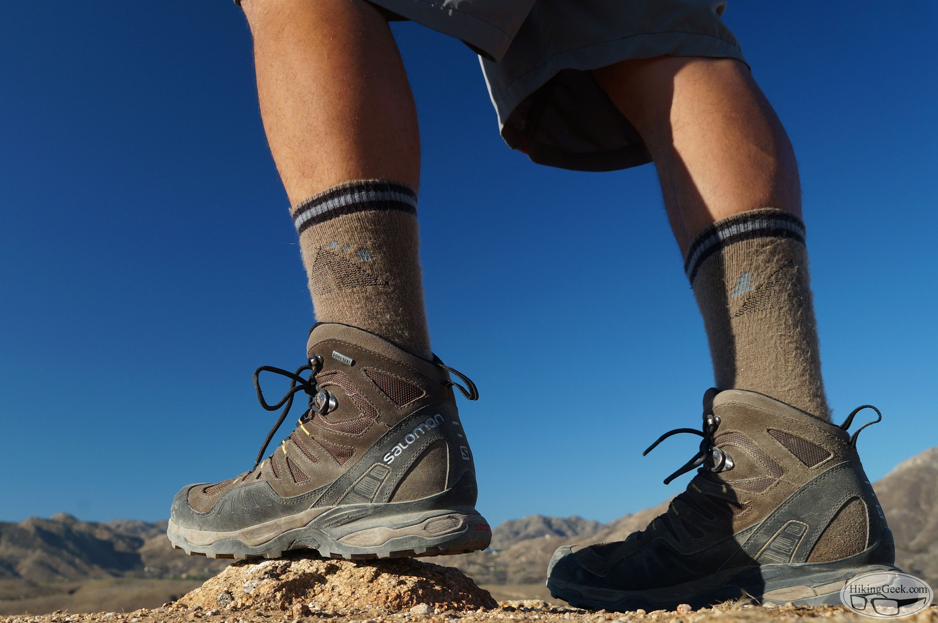 Gear Review  Farm to Feet Merino Wool Socks - Hiking Photos 8e4b9d2db94e