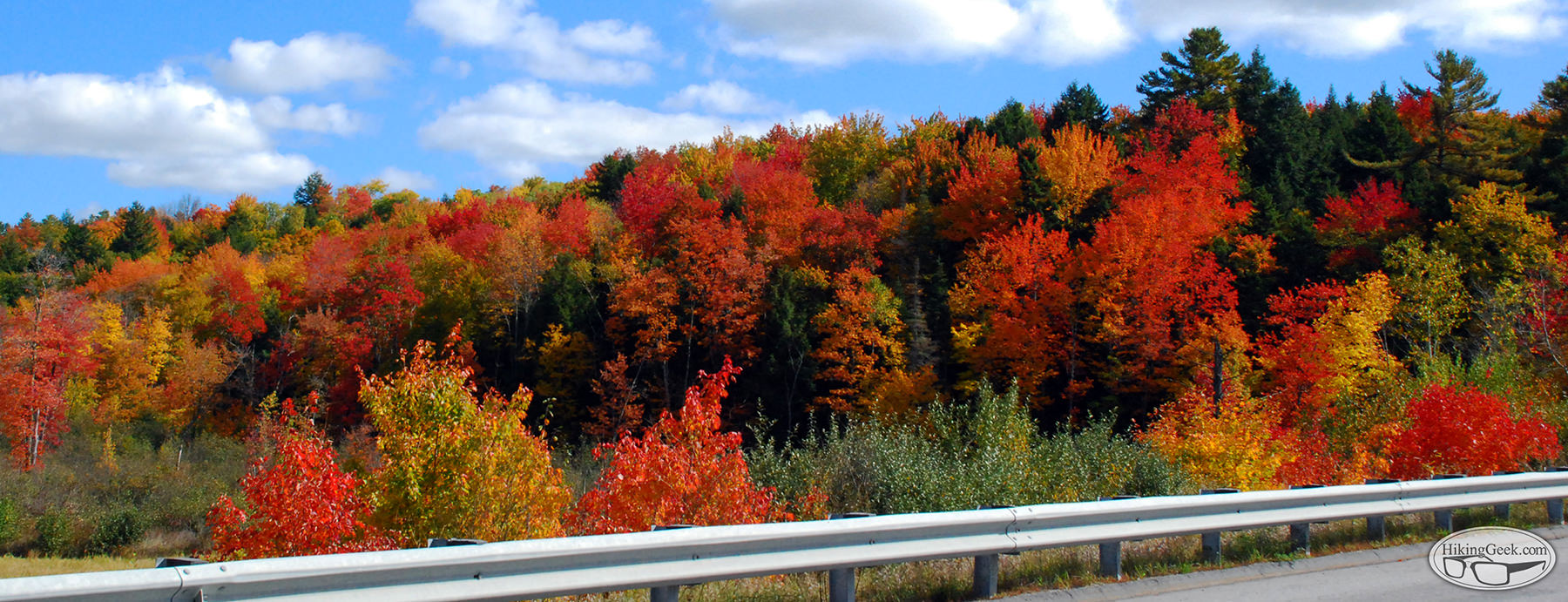New Hampshire Foliage, October 2016