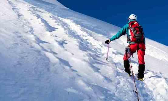 Glacier hiking by hikingpirates