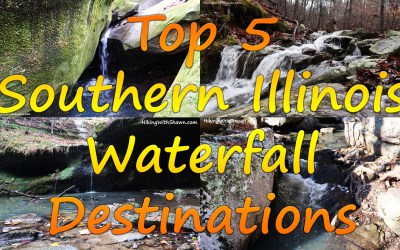 Top 5 Southern Illinois Waterfall Destinations