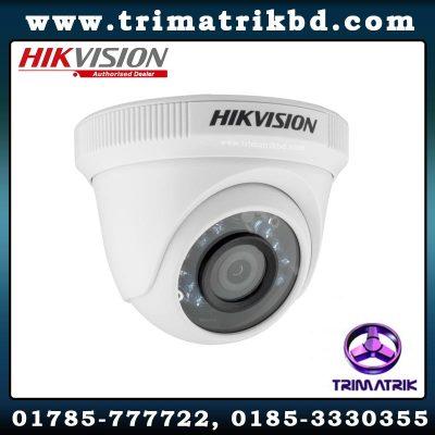 Hikvision DS-2CE56C0T-IRF Bangladesh Trimatrik bd, Hikvision Bangladesh, CCTV Camera Bangladesh
