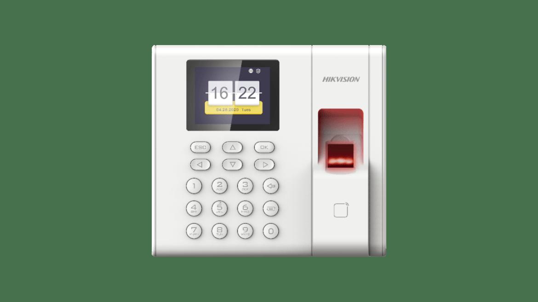 Hikvision K1A8503 Fingerprint Time Attendance Terminal