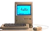 My first computer.