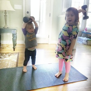 toddler workouts