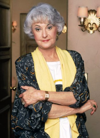 Bea Arthur is a Beast