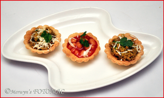 Mini Savoury Baskets Hildas Touch Of Spice