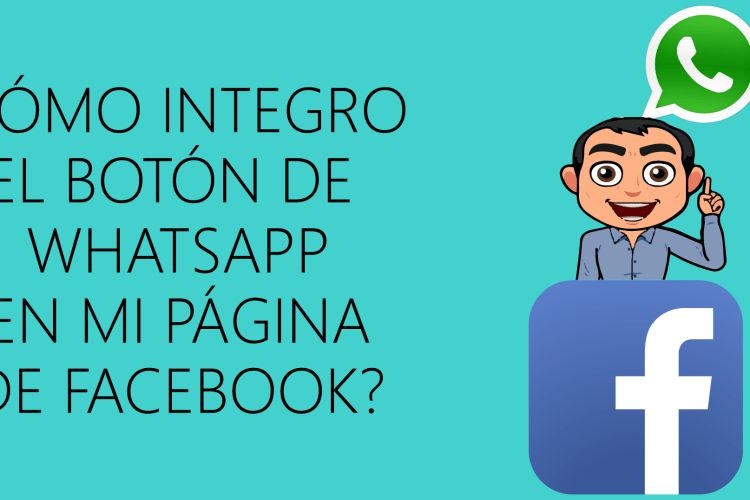Integrar whatsapp en el boton de facebook fan page