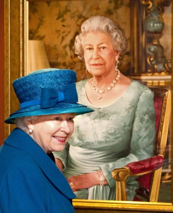 000T TRWas3463300 Rainha Elizabeth é navio outra vez