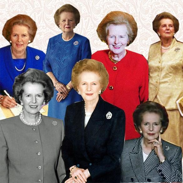 """DILMA Margaret Thatcher Dilma Rousseff, nossa futura """"it lady""""?"""
