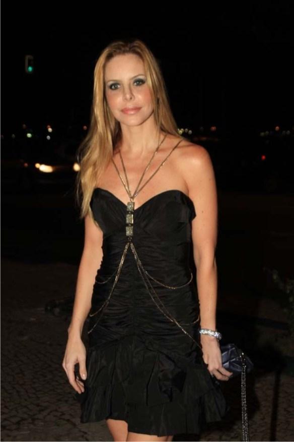 ln8 Carolina Herrera, em noite que exalava a gardênias, chez Lenny