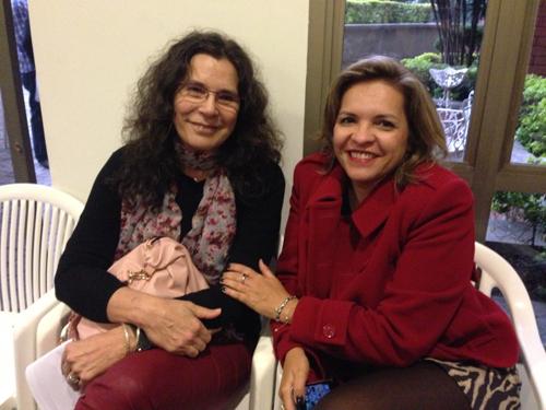 Dirceu-foto-As Ex-mulheres Angela Saragoça e Evanise Santos
