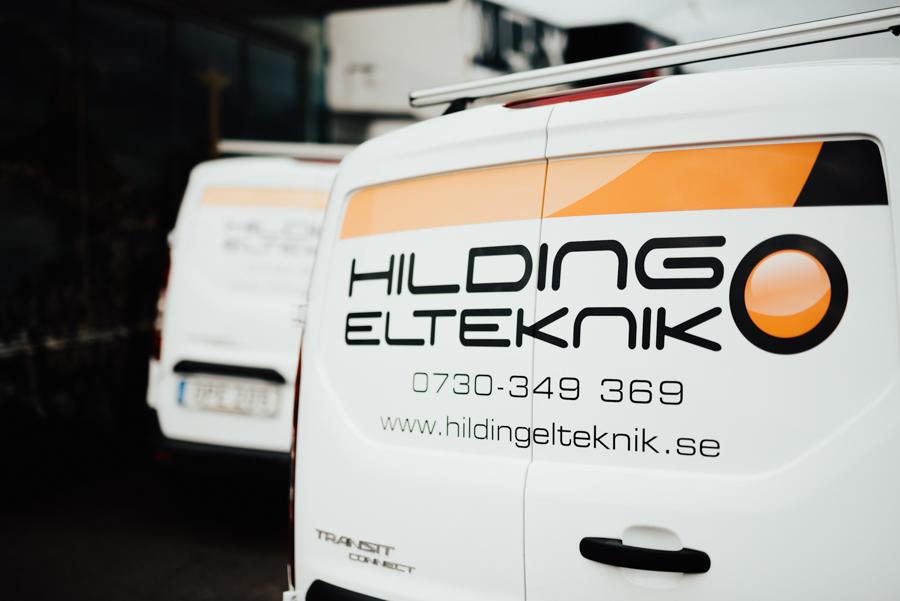 privat Hilding elteknik