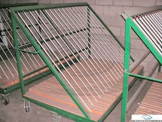 Wakefield harp racks  Hilditch Enterprises