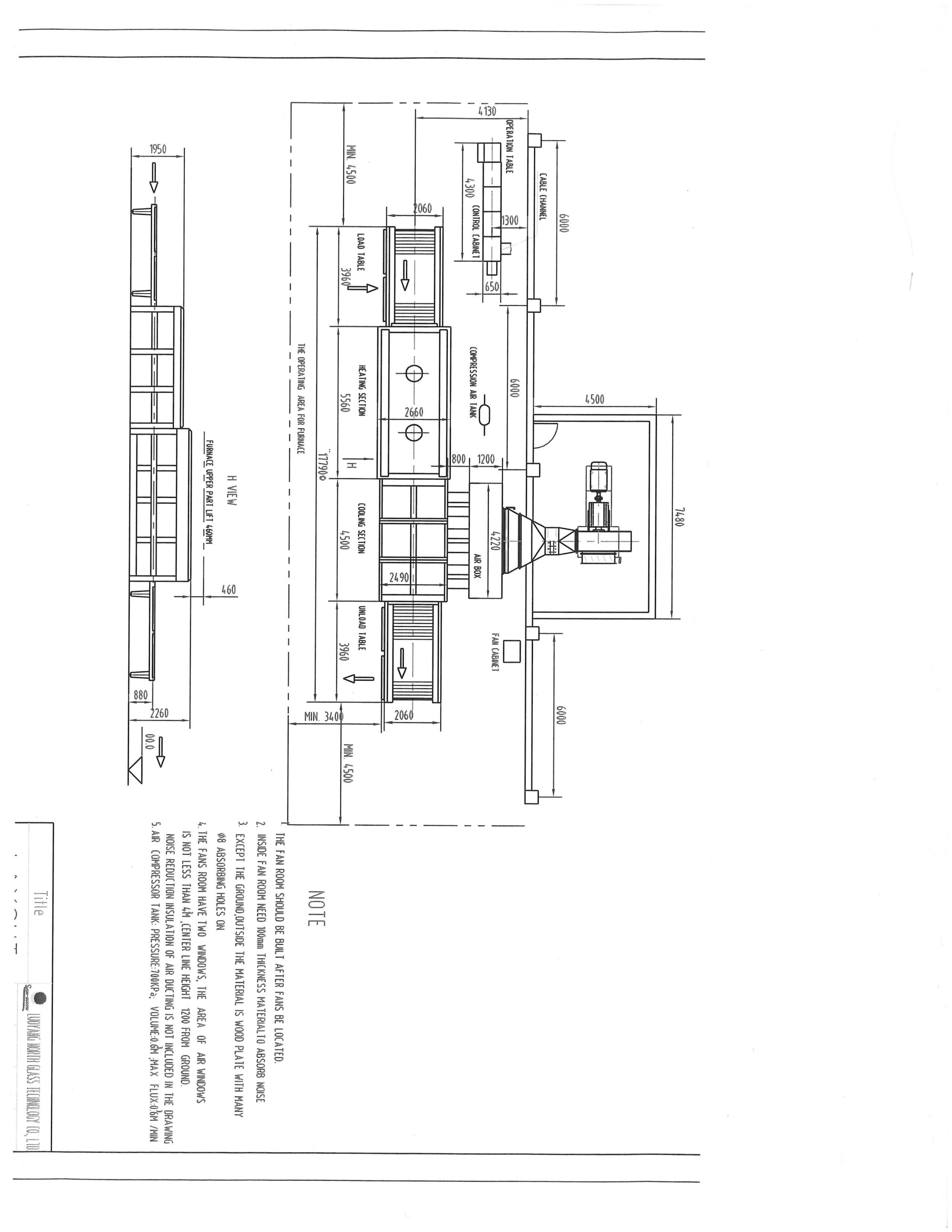 Northglass Furnace Sng 1g36