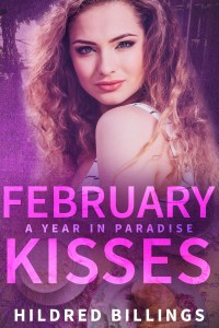 February Kisses cover