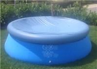 Quick Up Pool flicken  so werden Lcher geflickt ...