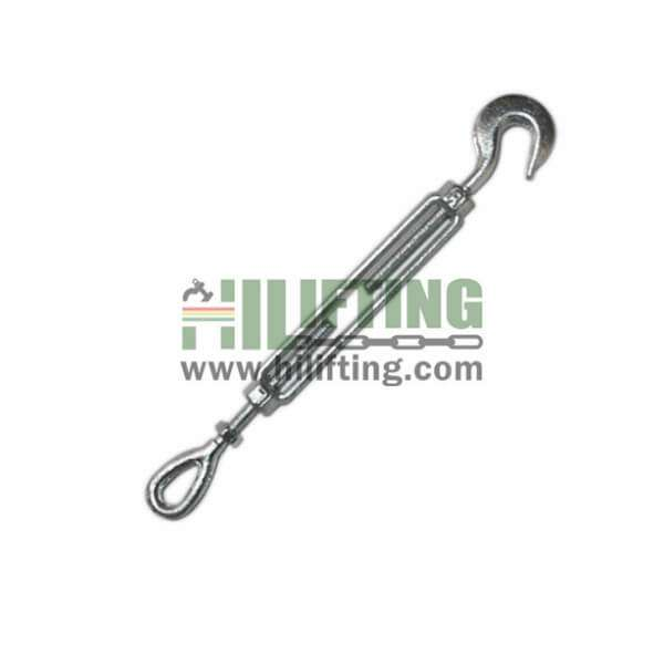 China Drop Forged Hook And Eye Type Turnbuckle Manufacturers