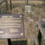 Henry Hill Tombstone