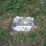Tombstone Flora Belle Cummins Fossett