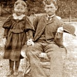 William Morgan Hill and daughter Neva  2