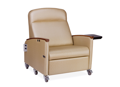 hospital sleeper chair ikea metal chairs furniture hill rom com art of care sup powered bariatric recliner