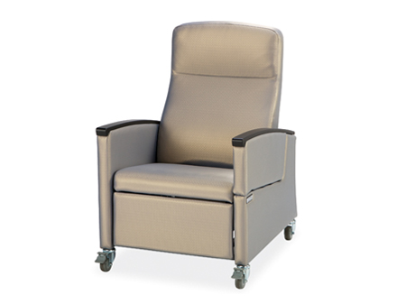 glider recliner chair beach lounge chairs art of care™ manual bariatric | hill-rom.com