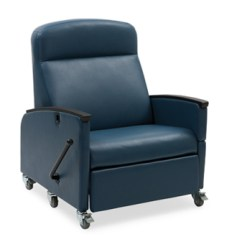 Lay Flat Recliner Chairs Affordable Accent Art Of Care™ Manual Bariatric | Hill-rom.com