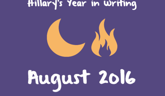 August 2016: failing at taking breaks & other established character flaws